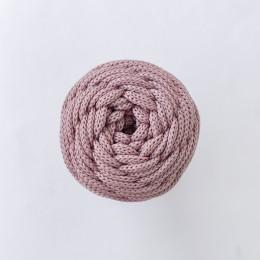 Шнур полиэфирный d=3мм, цвет Пыльная роза P0054