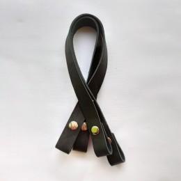 Ручки на кнопке 45см - Черный (пара)