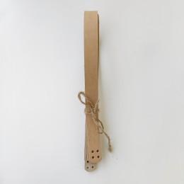 Ручки пришивные - Кэмэл (пара)